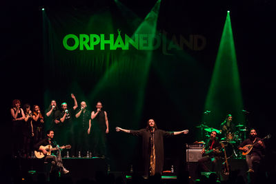 Orphaned Land Unplugged Tour
