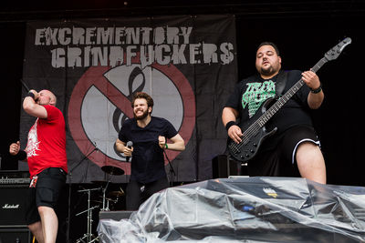 Excrementory Grindfuckers