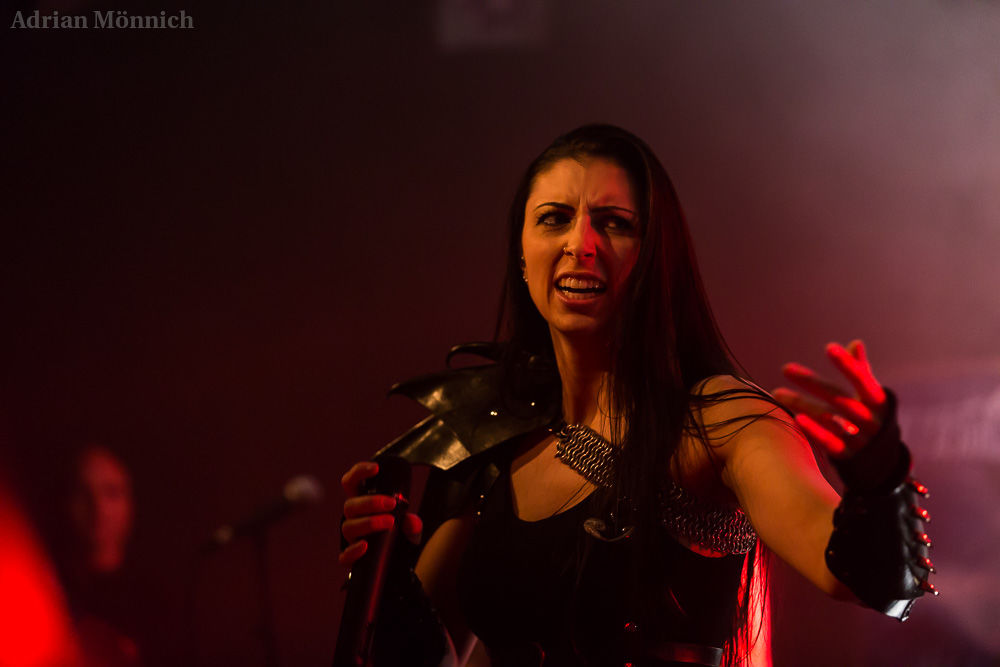 Unleash The Archers Tour