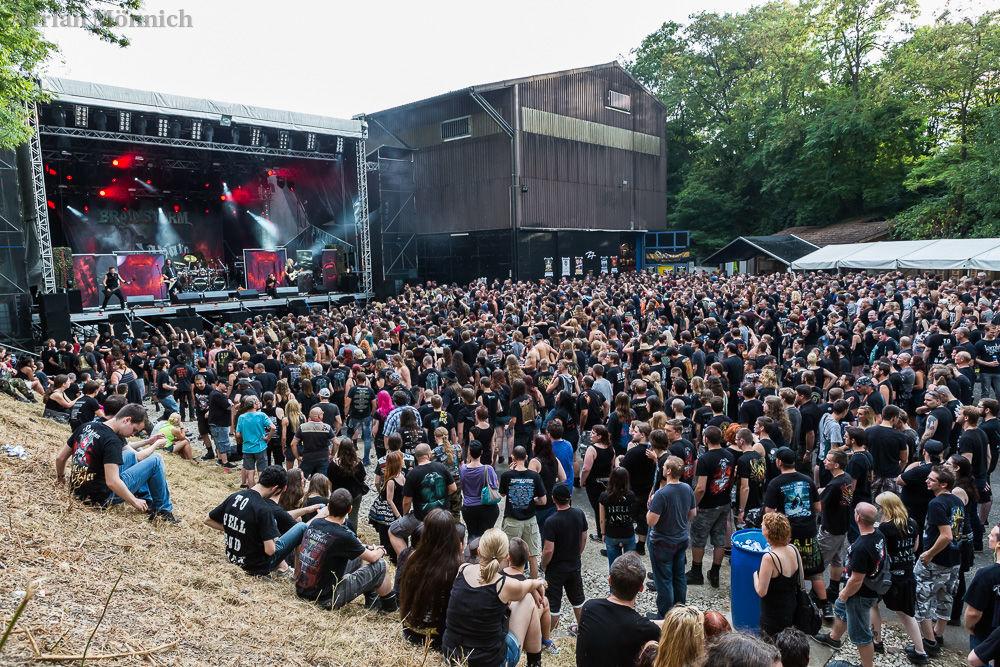 MetalSpy.de - Z7 Summer Nights @ Z7, Pratteln